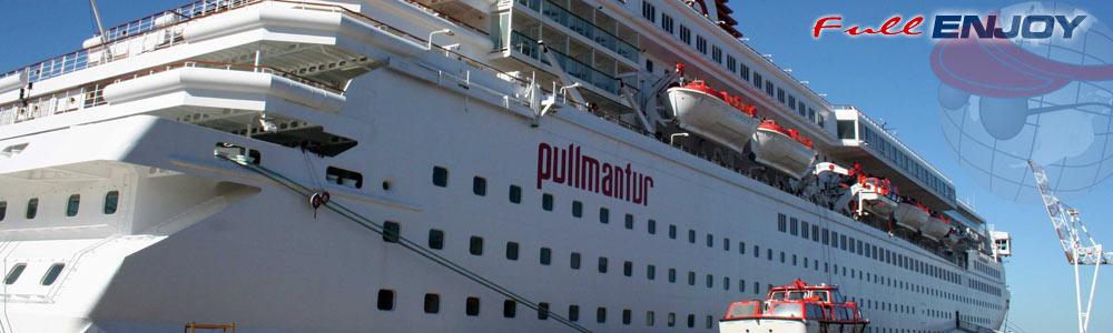 Cruceros Pullmantur saliendo desde Venezuela